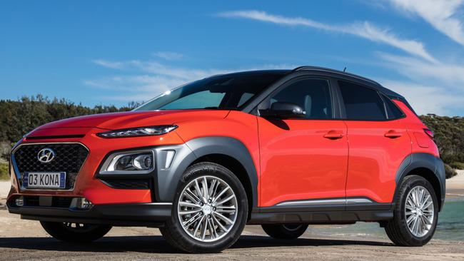 hyundai kona electric vehicle on cards for australia. Black Bedroom Furniture Sets. Home Design Ideas
