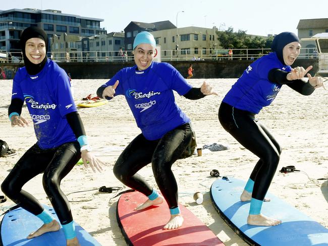 Australia: Speedo launches burkha swimsuit for Muslim women