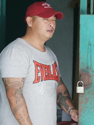 Awaiting his letter ... Australian Andrew Chan, who is in Kerobokan prison.