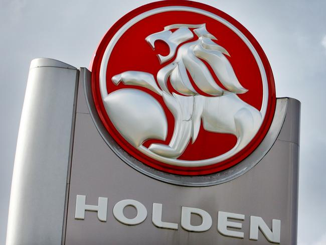 A French accent? Holden's latest upheaval