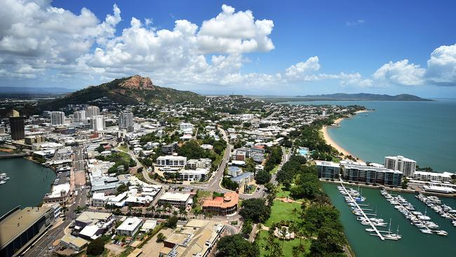 The jobs boost for Townsville has so far failed to materialise. Picture: Alix Sweeney