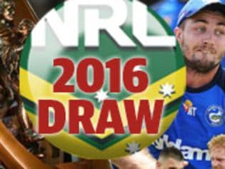 NRL draw 2016 in full