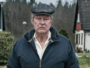 Scene from the movie A Man Called Ove. Rialto Films.