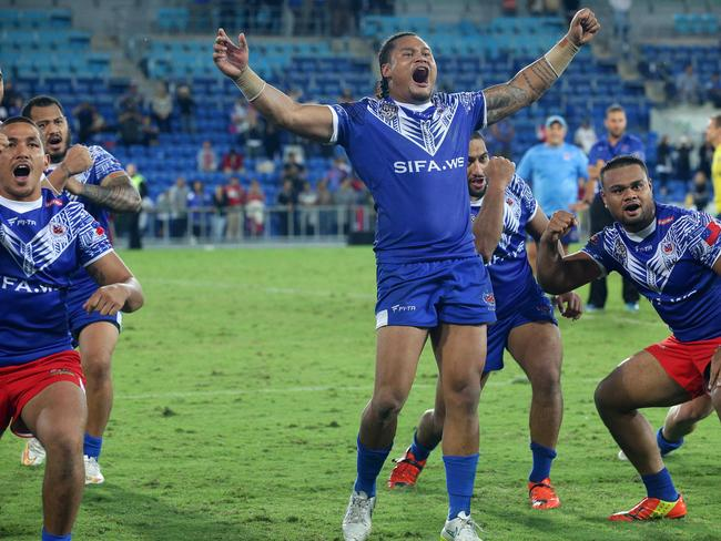 Samoa Rugby Quotes