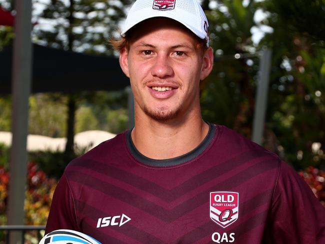 Kalyn Ponga would create Origin history if picked.