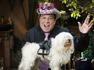 Molly Meldrum hat design for races.