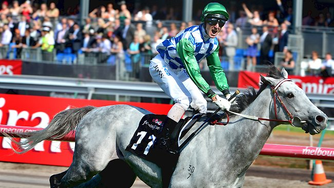It's not hard to understand why Glen Boss was excited after Puissance de Lune's win in the Queen Elizabeth Stakes.