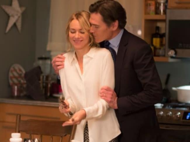 Naomi Watts and Billy Crudup in Gypsy.