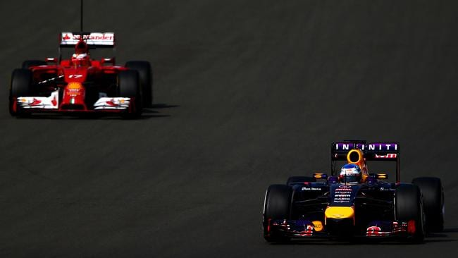 It's suspected Red Bull and/or Ferrari raised questions about the system.