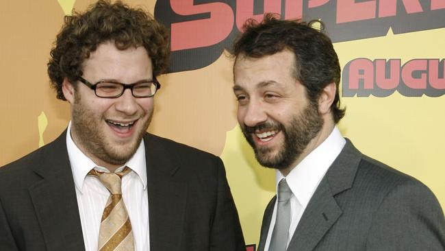 Seth Rogen felt 'betrayed' by Katherine Heigl's Knicked Up criticism