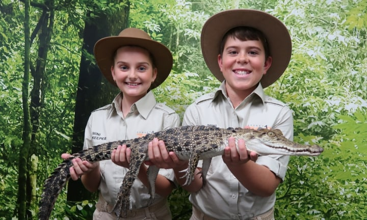 There's a new zoo coming to Sydney and your kid could be a mini zookeeper