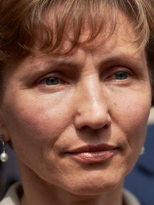 Marina Litvinenko has maintained her late husband died because he was about to expose Putin's mafia links.