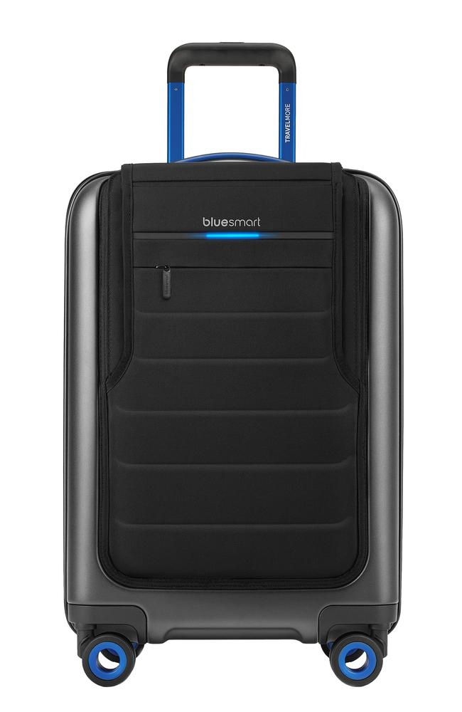 Airlines have concerns over the lithium ion batteries in smart suitcases