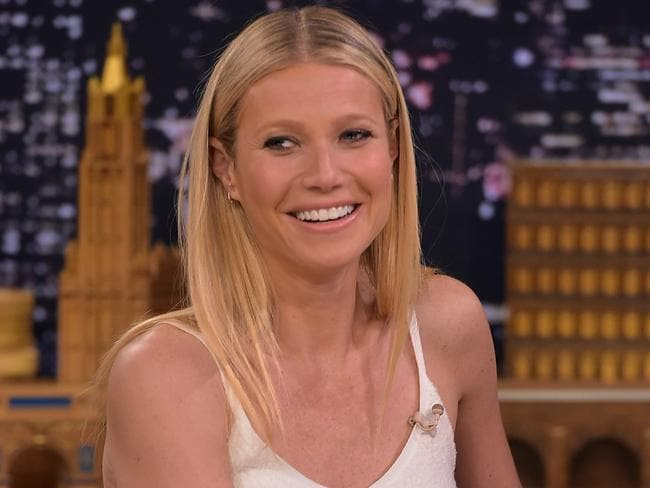 Gwyneth Paltrow ... The actress has written a self-help book for the 'chronically busy cook.'