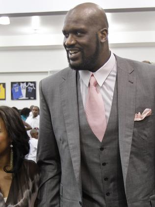 Basketball star Shaquille O'Neal is 42.