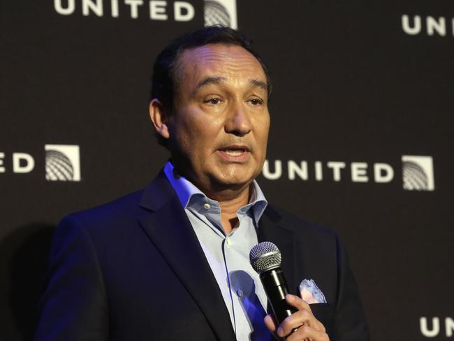 """United Airlines CEO Oscar Munoz said he takes full responsibility """"for making this right"""" but that was after he called Dr Dao 'belligerent'. Photo: AP/Richard Drew"""