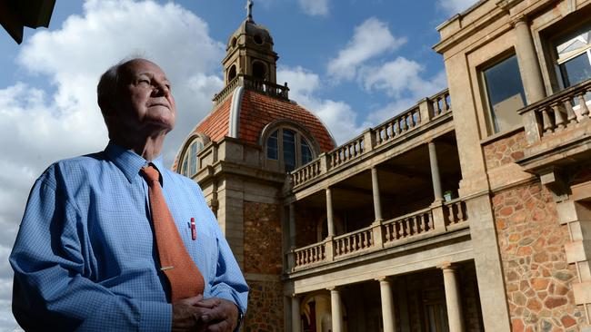Gordon Grant, former resident of Bindoon Boys Home. Picture: Daniel Wilkins