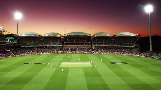Adelaide Oval. (Photo by Morne de Klerk/Getty Images)