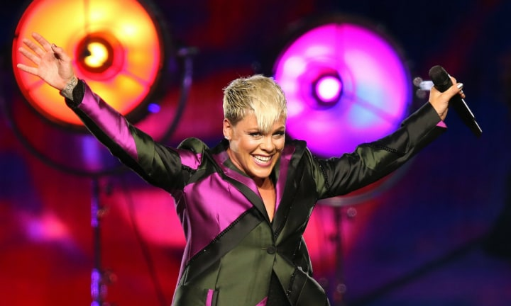 Bad news for P!nk fans - the singer has been forced to cancel another show
