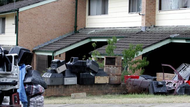 The Sydney suburb of Claymore is one of the most disadvantaged in NSW.