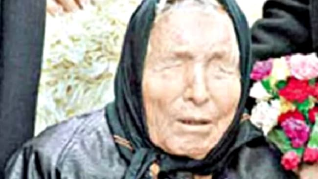 Baba Vanga was known as the 'Nostradamus of the Balkans'.Source:Supplied