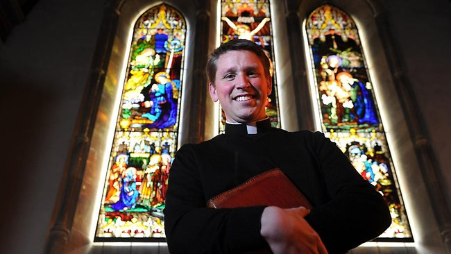 peter zwaans set to become south australia 39 s youngest catholic priest adelaide now. Black Bedroom Furniture Sets. Home Design Ideas