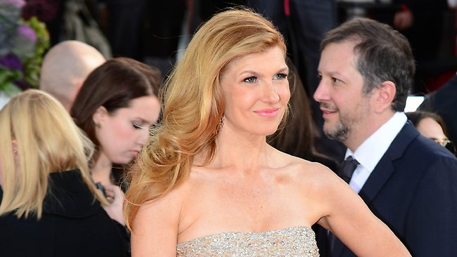 Connie Britton, one of Lena Dunham's favourite actors, almost landed a guest spot on Dunham's Girls. Picture: AFP