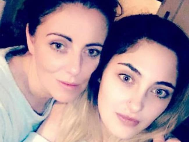Charlotte Reat penned a heartbreaking tribute to her mum on social media. Picture: Facebook