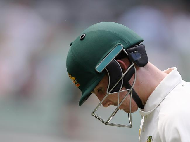 Nic Maddinson had a horror run of form against Pakistan. Picture: Wayne Ludbey
