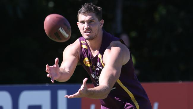 Corey Oates has been cleared of a groin injury. Picture: Annette Dew