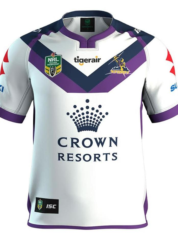 NRL 2017 jerseys: Your team's designs | Fox Sports