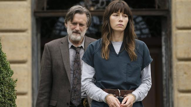 Jessica Biel stars as Cora Tannetti in Netflix thriller, The Sinner. Picture: Peter Kramer/USA Network
