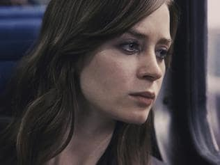 "In this image released by Universal Pictures, Emily Blunt appears in a scene from, ""The Girl on the Train."" (DreamWorks Pictures/Universal Pictures via AP)"
