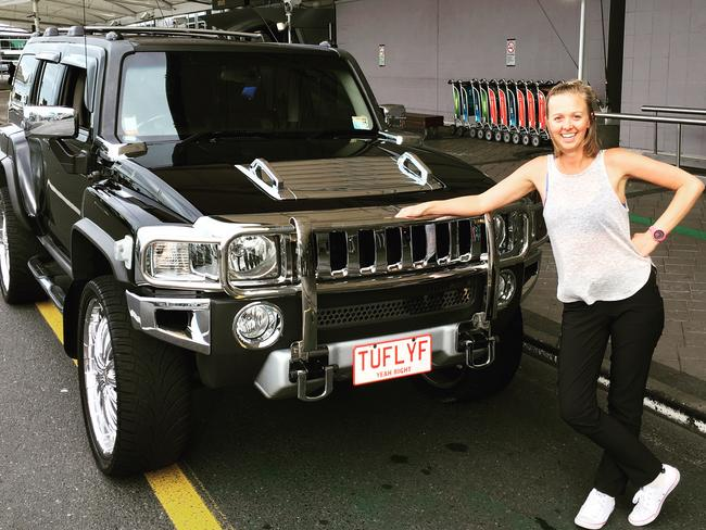 In another memorable case, Annabel escorted a client to their New Zealand home in a hummer.