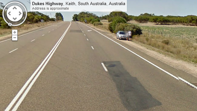 Busted Sex On Google Street View In South Australia