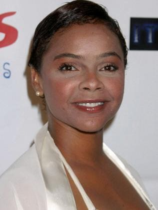 Voorhies is rarely seen in public these days.
