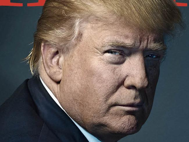 Why Trump deserves Time cover