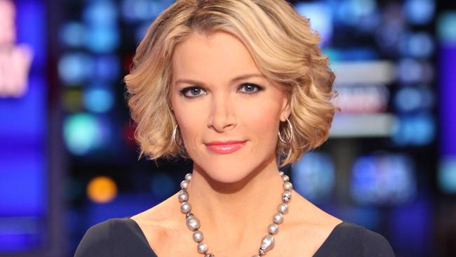 Fox News anchor Megyn Kelly.