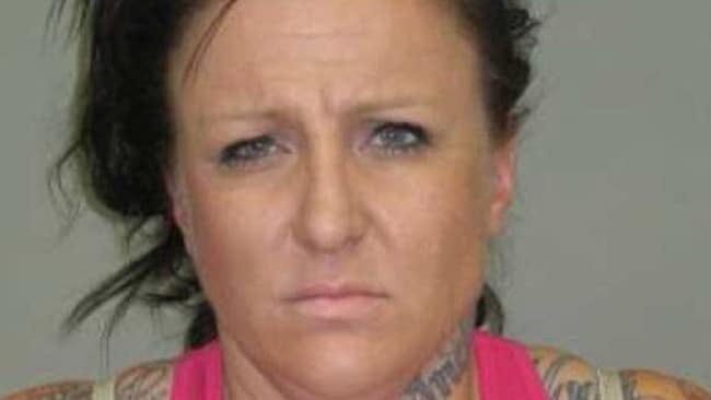 Police images a woman they wish to speak to in relation to a fatal shooting on the Gold Coast.