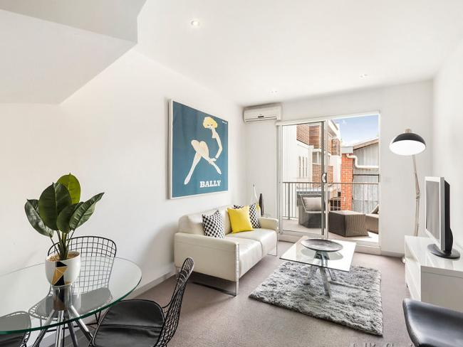 A Melbourne pied-à-terre priced from $370,000. Picture: realestate.com.au