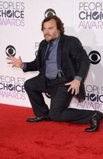 Jack Black attends the People's Choice Awards 2016 at Microsoft Theatre on January 6, 2016 in Los Angeles, California. Picture: Kevork Djansezian/Getty Images/AFP