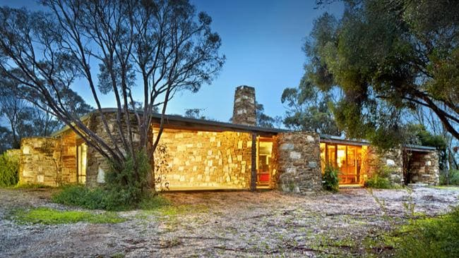 305 and 307 Long Forest Rd, Long Forest. The work of Robin Boyd, the Boyd Baker House, is one of the biggest creations of the renowned architect.