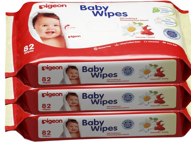 According to the scientists, parents should limit their use of baby wipes on infants.
