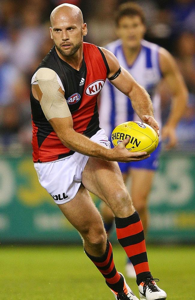 Essendon forward Paul Chapman starred on debut for the Bombers. Picture: Getty
