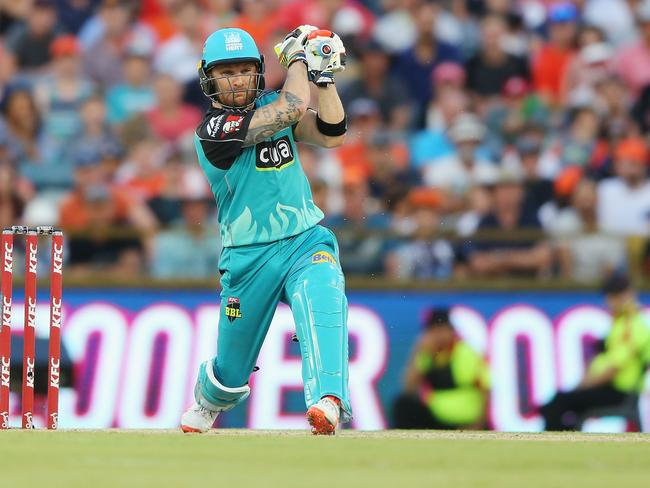 'Ridiculous': McCullum was suspended over a slow over rate.
