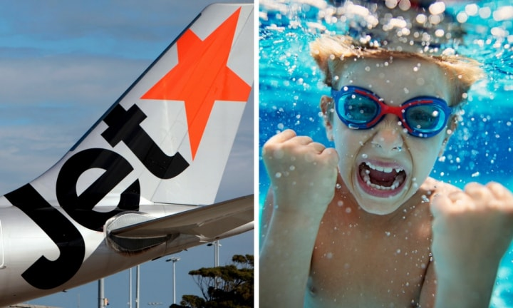Jetstar's Kids Fly and Stay Free sale is here