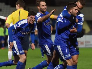 FFA Cup - South Melbourne v Dandenong City