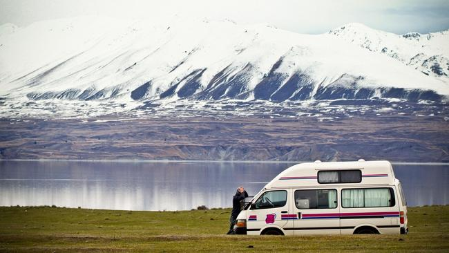 Kiwis contend their landscape is too tough and distracting for unknown drivers to handle.