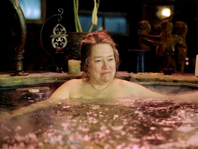 Kathy Bates is over 50 and fabulous in About Schmidt.