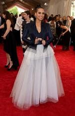 """Alicia Keys attends the Met Gala 2015 """"China: Through The Looking Glass"""". Picture: Getty"""